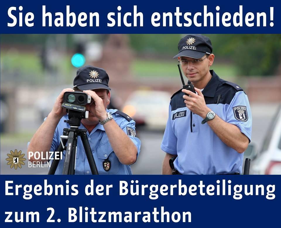 Blitzmarathon, Berlin, Nollendorfkiez