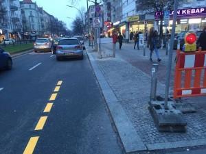 Begegnungszone Maaßenstraße