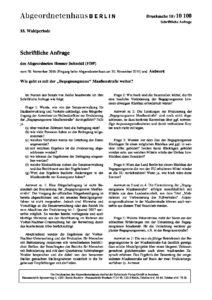thumbnail of Anfrage Senat_DS18:10100